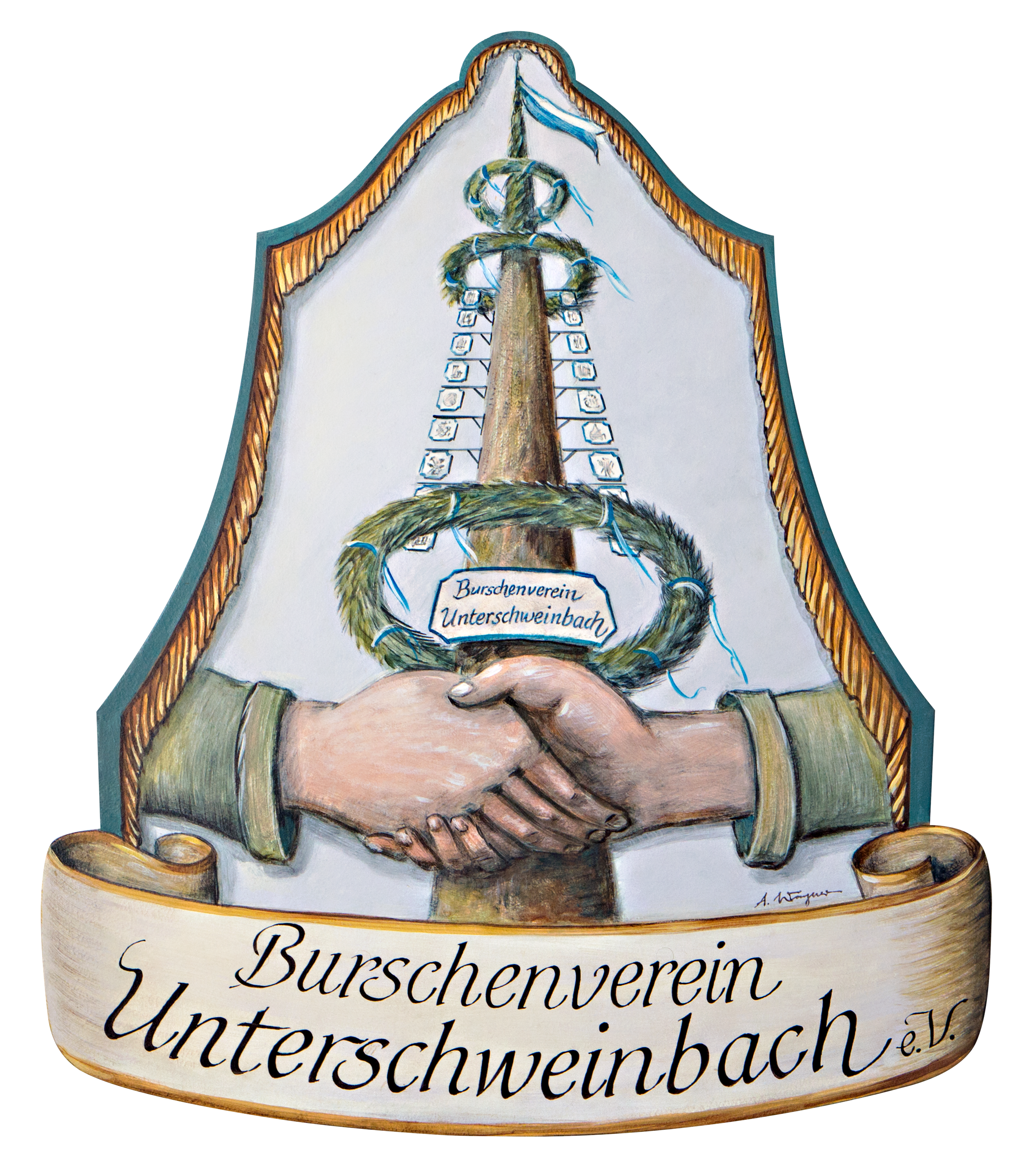 Burschenverein Unterschweinbach